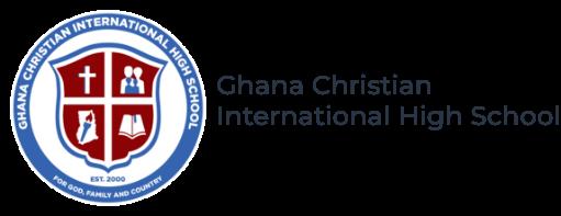 Ghana Christian International High School Logo